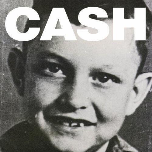 Johnny Cash hatte immer eine Bibel dabei.