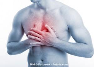 Herzinfarkt Anzeichen - was passiert genau?