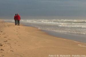 Beziehung heisst: gemeinsam einen Weg zu gehen