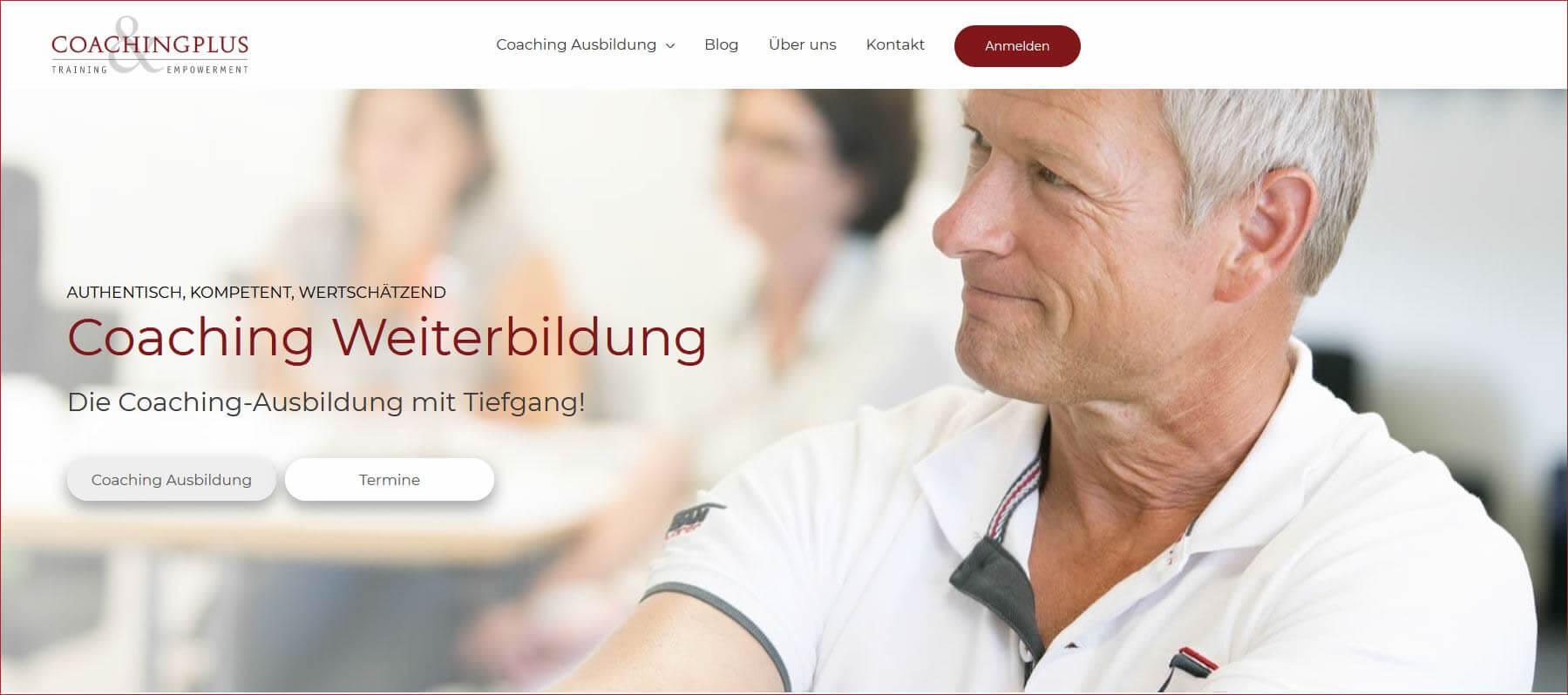 Coaching Ausbildung, Region Zürich