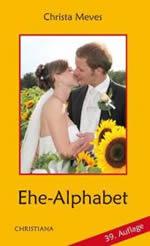Sachbuch: Ehe-Alphabet, Christa Meves