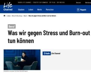 Depression: Was wir gegen Stress und Burn-out tun können