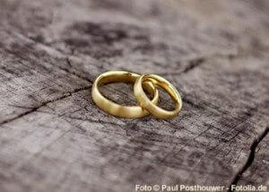 Wieso soll man überhaupt heiraten und sich auf dieses Wagnis einlassen?