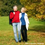Eheversprechen: Hilfe für Beziehung bis ins Alter