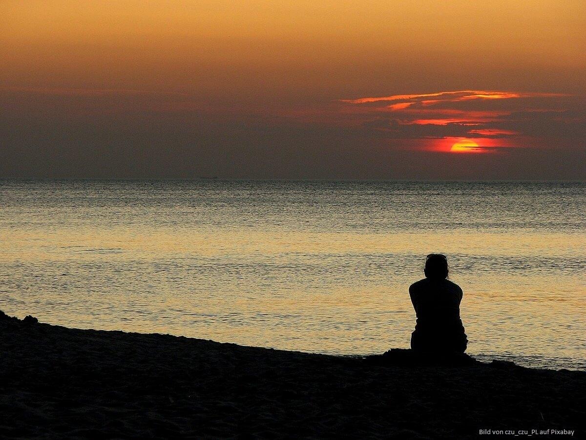 Einsamkeit überwinden, Gedanken wahrnehmen, Selbstbild verändern