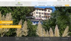 Christliche Ferien im Hotel Paladina, Tessin