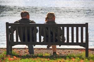 Leben im Alter: Zeitpunkt Altersheim