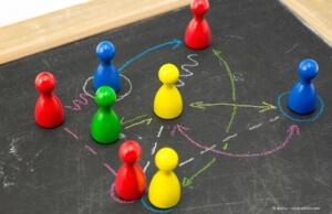 Der betriebliche Mentor zeigt Zusammenhänge und Lösungsansätze auf