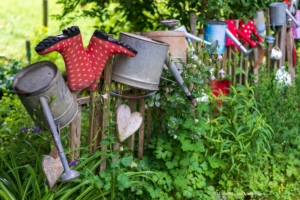 Gartengestaltung: Vielfalt vereinen