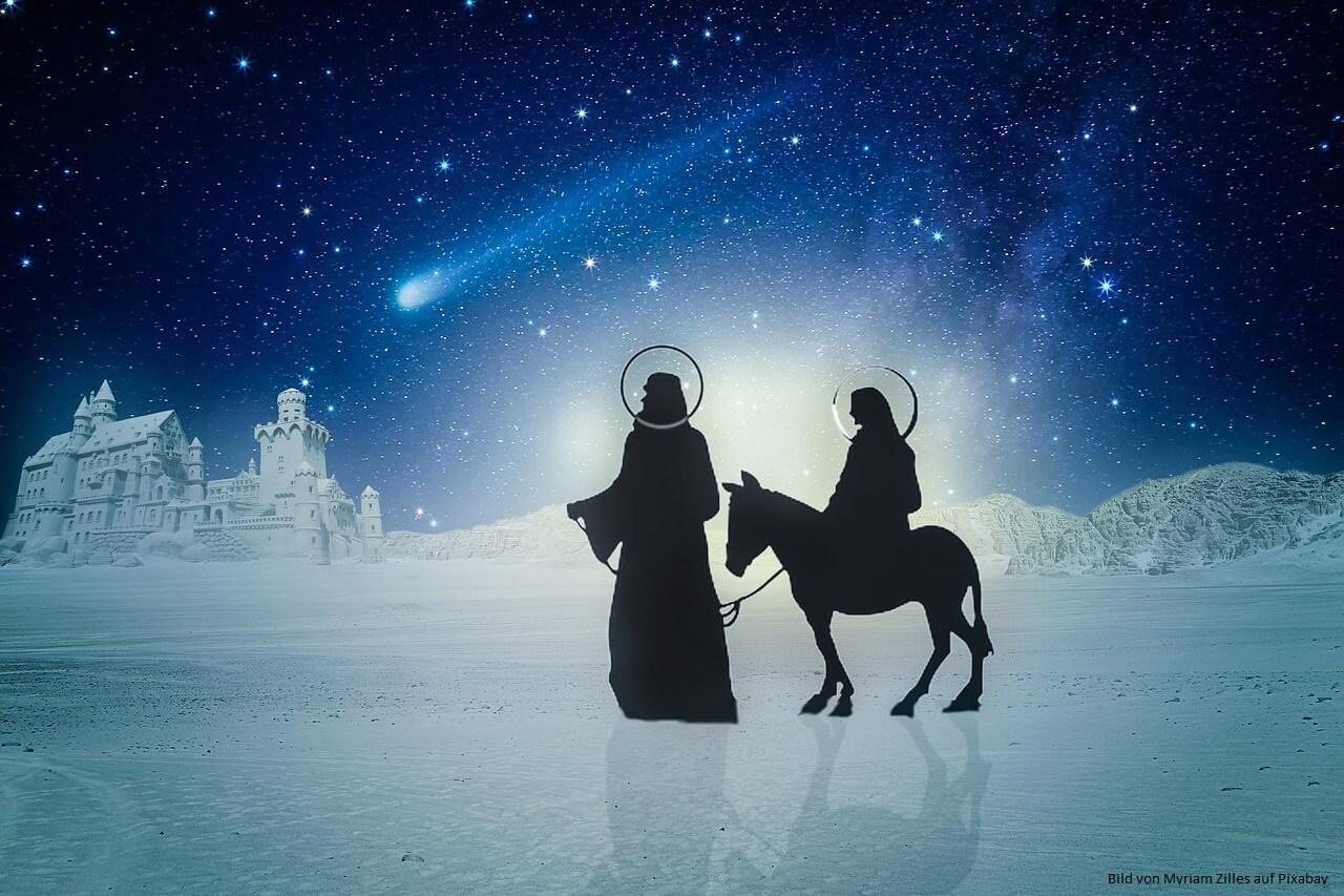 Die Original-Weihnachtsgeschichte aus dem Lukasevangelium