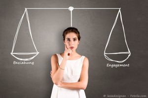 Work Life Balance: Spannungen aushalten